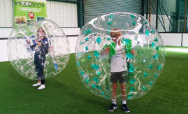 1H de location de terrain de Bubble Foot en Vendée
